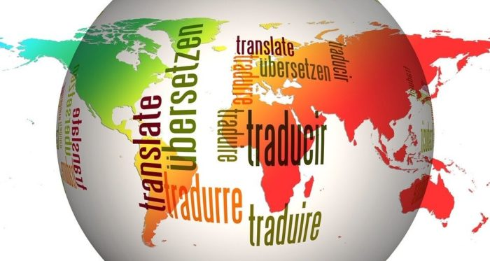 languages of the world graphic
